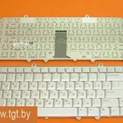 Клавиатура для ноутбука Dell Inspiron 1318, 1420, 1520, 1521, 1525, 1526, 1540, 1545, Vostro 500, 1000, 1400, 1500; XPS M1330, M1530 Series Silver TOP-67849 фото