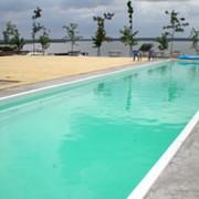 Бассейны стационарные. Бассейн купить. Стационарные бассейны. фото