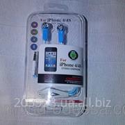 Наушник с микрофоном для IPhone MK-190 фото