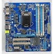 Материнская плата LGA-1155 Gigabyte GA-H61M-D2H Intel H61 4 Intel HD Graphics Micro-ATX oem фото