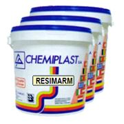 Декоративная штукатурка из крошки натурального гладкого мрамора /RESIMARM 2.5 mm 20 kg/ фото