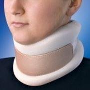 Бандаж на шейный отдел позвоночника мягкой фиксации с жесткой вставкой Арт.1005 Med textile фото