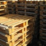Древесностружечные грузовые поддоны фото