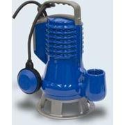 Насос канализационный Zenit DG blue фото