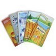 Изготовление, печать рекламных листовок, флаеров: формата А5, А6, А4, евроформата фото