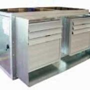 Канальный вентилятор SYSTEMAIR KPB-KPD DUOсдвоенный, шумоизолированный фото