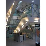 Изготовление и монтаж металлических лестниц фото