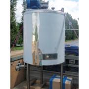 Резервуар вертикальный с электрическим нагревом РВ-0,3.3.Т.К.5.0.Я фото