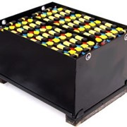 Тяговая аккумуляторная батарея для погрузчика ЕВ-687 фото