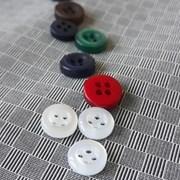 Пуговицы для рубашек мод.18166 9-11 мм в ассорт. фото
