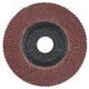 Ламельный шлифовальный круг 125х22.5 Р120 наклонный Код:624398000 фото