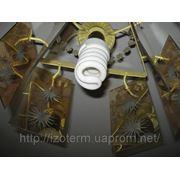 Лампы люминесцентные под вкручивающейся патрон. Эконом-лампы фото