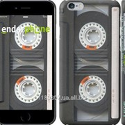 Чехол на iPhone 6 Кассета 876c-45 фото