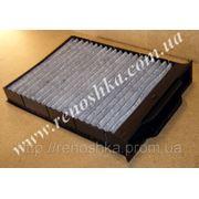 Фильтр салона MEGANE II ( 181 x 249 x 42 ) угольный фото