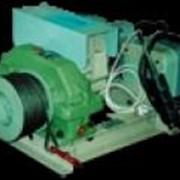 Лебедка электрическая тяговая ТЛ-12А/Б фото
