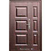 Стальная дверь Legion МТ 10 фото