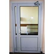 Дверь дымонепроницаемая фото