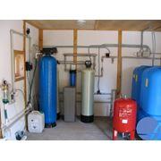 Бытовая и промышленная водоподготовка фото