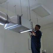 Монтаж технологического оборудования фото