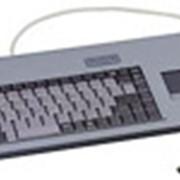 Клавиатура для установки в 19-дюймовую стойку или монтажа на панель фото
