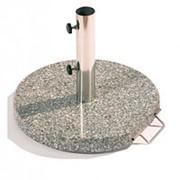 Подставка для зонта (гранит) (диам.50см, 40кг) фото