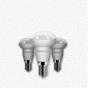 Светодиодная лампа MAXUS R39 3W 4100K E14 фото