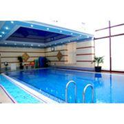 Открытый бассейн фото