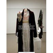Моделирование женской нарядной одежды фото