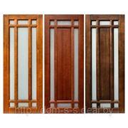 Двери из массива «Альпина» фото