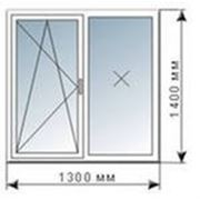 Окно 1400*1300 в кухню или спальню брежневской планировки фото