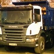Транспортировка сыпучих грузов самосвалами по всей территории Украины фото