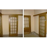 Раздвижная система для межкомнатных дверей фото