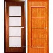 Дверь ламинированная МДФ С8 фото