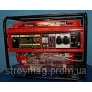 Генератор бензиновый Бригадир БГ-3000 ES фото