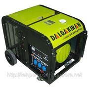 Бензиновая электростанция (генератор) DALGAKIRAN DJ 14000 BG-TE фото