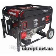 Бензиновый генератор Rotex RX 7000E3 фото