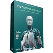 Программа антивирусная ESET NOD32 Antivirus 4 фото