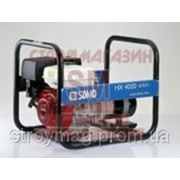 Генератор бензиновый SDMO HX 4000-S фото