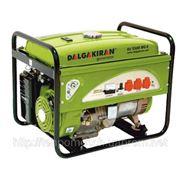 Бензиновая электростанция (генератор) DALGAKIRAN DJ 5500 BG фото