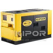 Дизельный генератор (электростанция) в капоте KDA12STAO фото