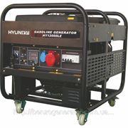 Генератор бензиновый Hyundai HY 12000LE фото