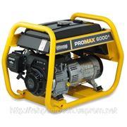 Бензиновый генератор (электростанция) BRIGGS&STRATTON Pro Max 6000EA фото