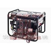 Трехфазный бензиновый генератор Matari M15000E3 фото