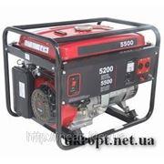 Бензиновый генератор Rotex RX 5500E фото