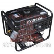 Бензиновый генератор Hyundai HHY 5000FE фото
