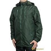 Куртка-ветровка Росгвардия сосна фото