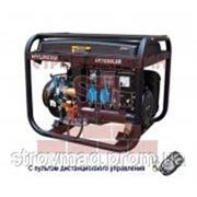 Бензиновый генератор Hyundai HY 7000 LER фото