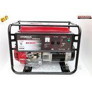 Бензиновый генератор ETERNUS BH8000DX фото