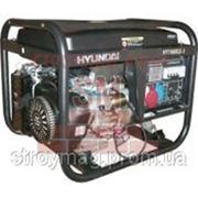 Бензиновый генератор Hyundai HY 7000LE-3 фото
