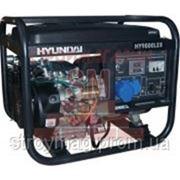 Бензиновый генератор Hyundai HY 9000 LER фото